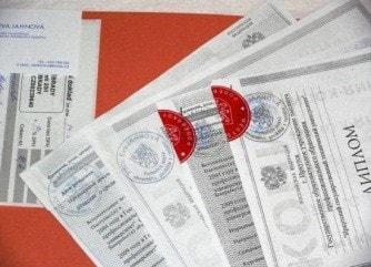 perevod dokumentov Kiev